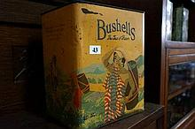 Large Bushells tea tin