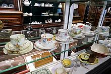 8 Royal Albert cups saucers & plates