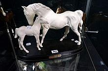 Royal Doulton Spirit of affection horse & foal
