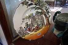 R/Doulton display plate, The Gleaners