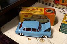 Dinky No 140 pale blue Morris 1100 in original box