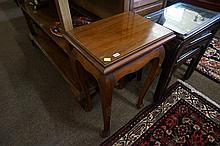 1920's blackwood side table