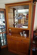 Retro teak bookcase by Chiswell Melbourne