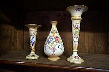 3 Edw C/Devon & C/Ducal vases