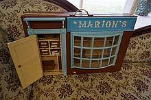 dolls house shop front
