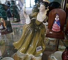 Royal Doulton figure, Simone HN 2378