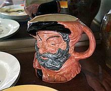 Large Royal Doulton Character jug, Falstaff