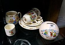 Royal Doulton Bunnykins china