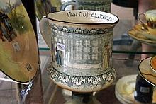 Royal Doulton Old Morton Hall milk jug