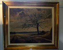 French oil painting of landscape