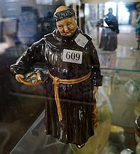 Royal Doulton figure, The Jovial Monk HN 2144