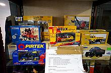 Assorted large & other boxed toys inc Corgi