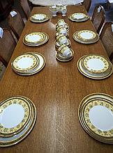 Wedgwood India dinner set for 8