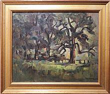 Piet Mondriaan (School of) Early Landscape