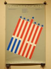 Boston Jewish Experience 1980 Poster