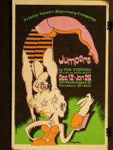 Sunny Warner: Tom Stoppard's Jumpers Poster