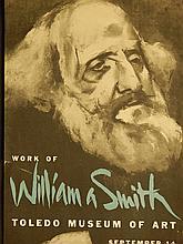 William Smith Exhibition Poster c.1955
