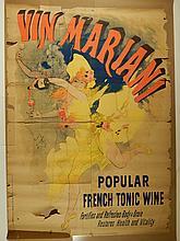 Jules Cheret: Vin Mariani 1894 Poster