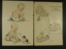 C.H. Twelvetrees:  2 pages, 1917 Pictorial Review
