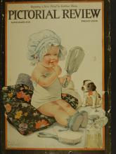 C.H. Twelvetrees/ Cream Of Wheat: 1919 Pictorial Review Cover