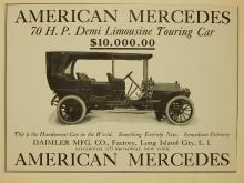 Antique & Vintage Automobile, Truck and Motorcycle Advertisements Session 1
