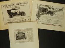 1905 - 1907 Mercedes Ad American