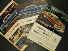 Chrysler 1953  Automobile Ads (3)