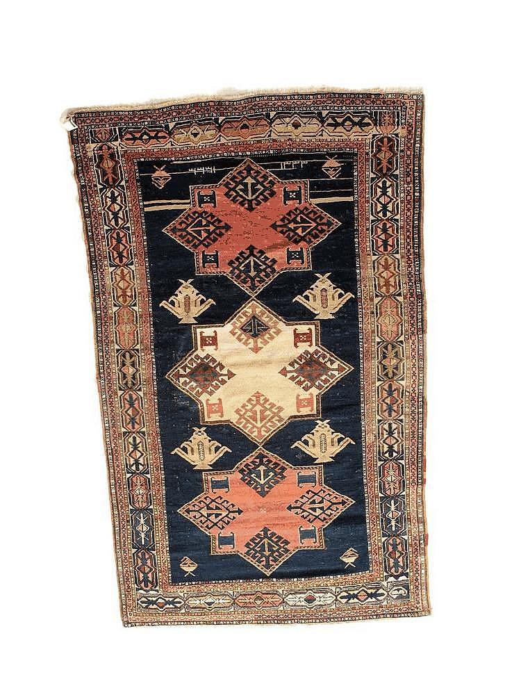 A Kurdish rug