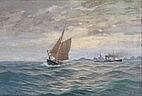 Artwork -   Martin Aagaard (1863-1913)