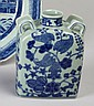 CHINESE PORCELAIN PILGRIM BOTTLE