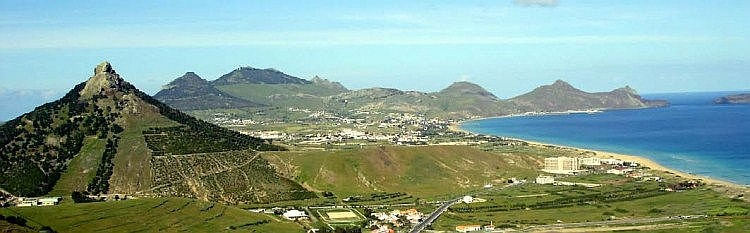 Land with project for Hotel, Porto Santo, Madeira