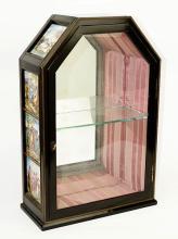 A 19th Century German Tabletop Curio Cabinet.
