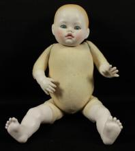 ROYAL DOULTON FIRST BORN COLLECTION DOLL