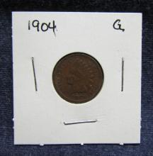 Indian Head Cent