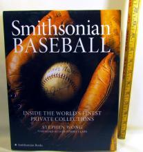 Smithsonian Baseball Book