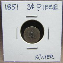 3 Cent Piece Silver