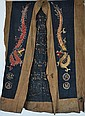 YAO HILLTRIBE SHAMAN ROBE - late 19th century