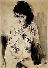 Moshe Gat (Israeli, b. 1935)