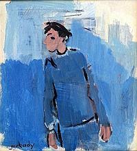 Moshe Mokady(Israeli, 1902-1975)