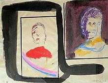 Uri Stettner (Israeli, 1935-1999)