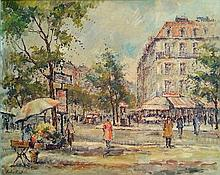 Andre Picot(French, 1910-1992)