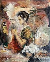 Michael Druks (Israeli - British, b. 1940)