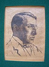 Herman Struck (Israeli - German, 1876-1944)