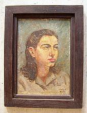 Zvi Gali (Goldstein), (1921-1962), Israeli