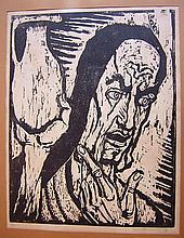 Jacob Steinhardt (Israeli - German, 1887-1968)