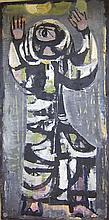 Jacob Wexler (Israeli - German, 1912-1995)