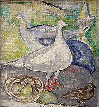 Emanuel Romano Glicenstein (American - Israeli, 1897-1984)