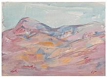 Mordechai Avniel ( Israeli - Russian, 1900-1989)