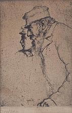 Josef Budko (Israeli - Polish, 1880-1940)