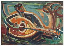 YiItzhak Amitai (Israeli, 1907-1984)